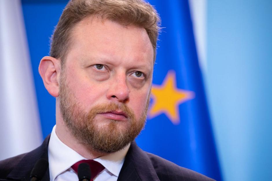 Minister zdrowia: bez ograniczenia zgromadzeń do zera, nie uratujemy ludzkich żyć