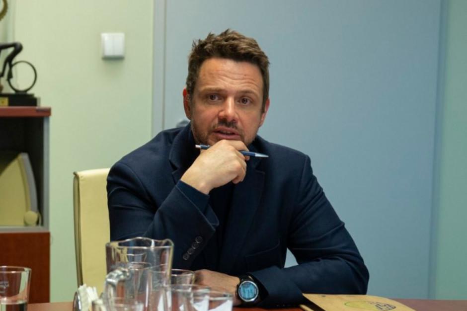 Trzaskowski: Rozporządzenie ministra nie wyjaśnia zbyt wiele. Są istotne wątpliwości