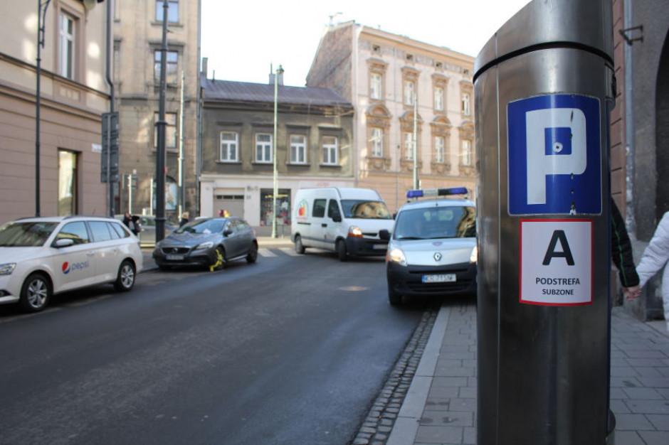 Kraków: Do 11 kwietnia bez opłat w Strefie Płatnego Parkowania