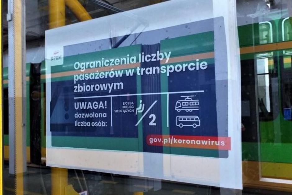 Poznań nie zwiększy na razie liczby kursów komunikacji miejskiej