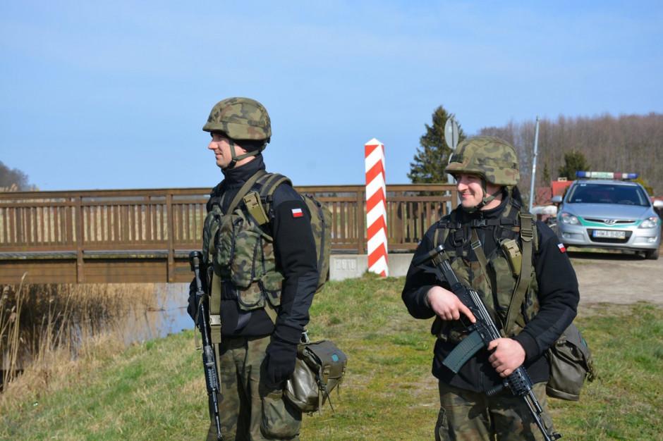 Granice Polski zamknięte do 13 kwietnia