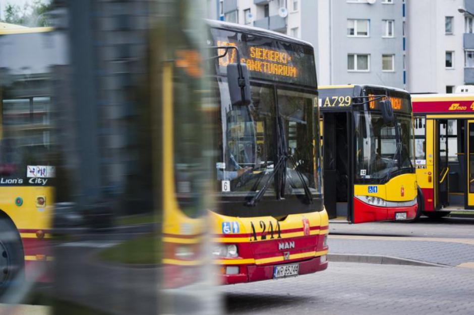 Rozporządzenie a transport w Warszawie. Miasto wprowadza zmiany w komunikacji