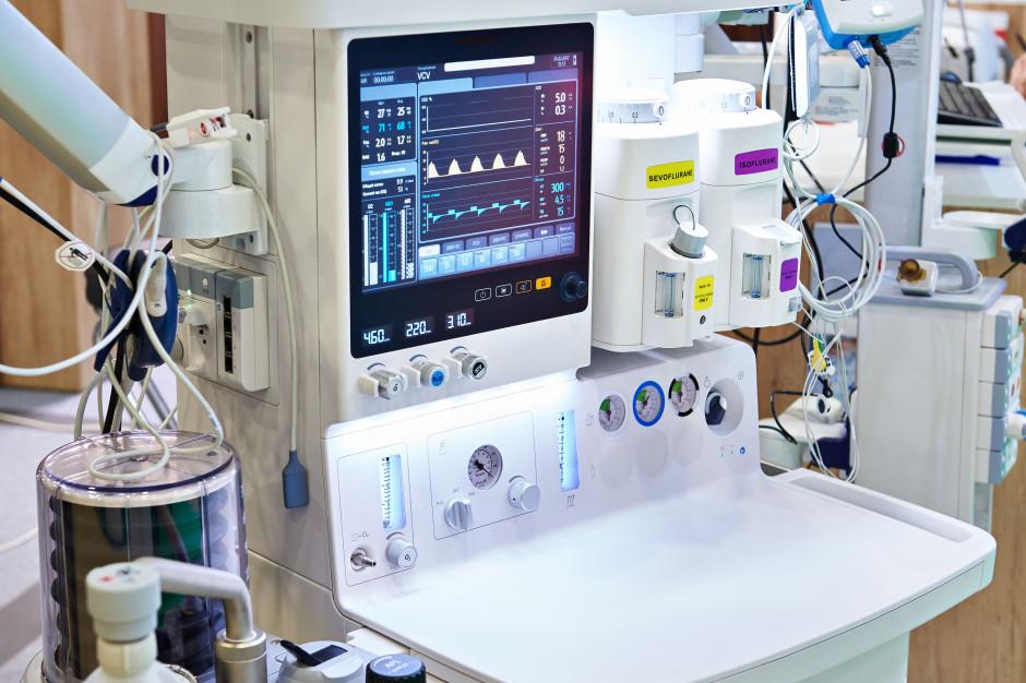 OIOM szpitala tymczasowego w Radomiu zostanie oddany z opóźnieniem
