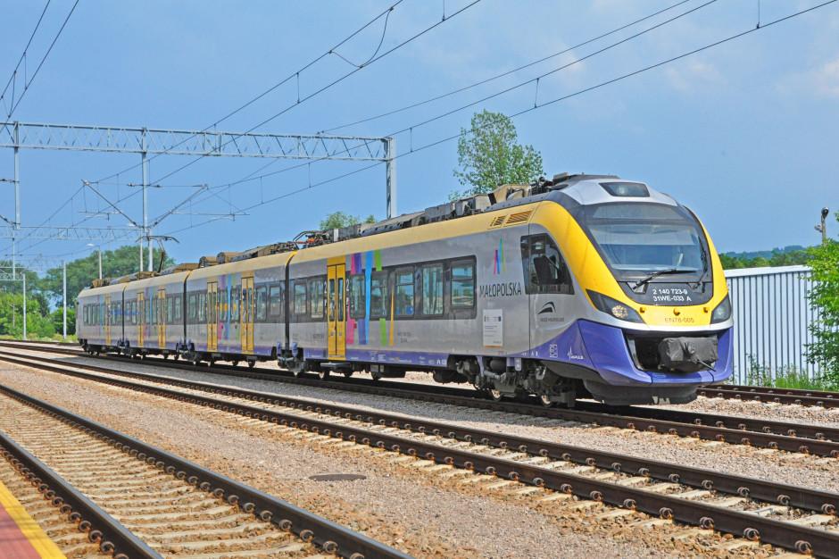 Jest pozwolenie na budowę zaplecza serwisowego Kolei Małopolskich