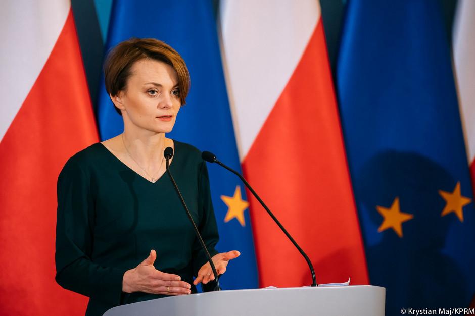 Jadwiga Emilewicz zapowiada specjalne wsparcie dla branży turystycznej
