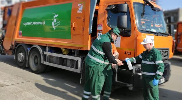 Branża odpadowa nadal domaga się konkretnych przepisów na czas epidemii