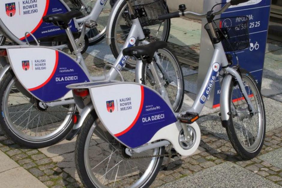 Kaliski Rower Miejski wystartuje 15 kwietnia. Miasto przełożyło termin
