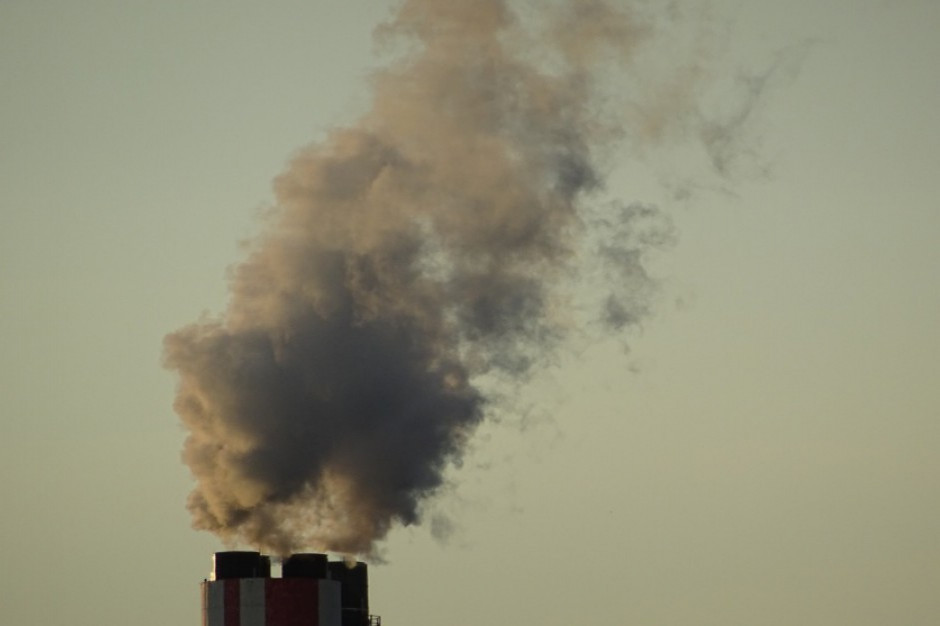 Zła jakość powietrza w Śródmieściu