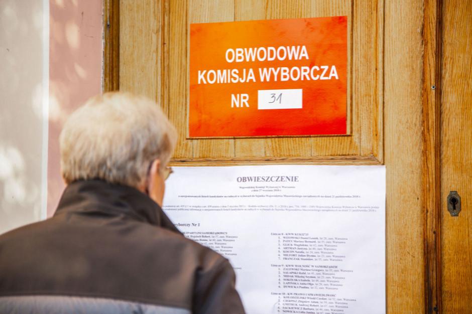 We wtorek mija termin na dopisanie się do spisu wyborców; do piątku można odbierać zaświadczenie o prawie do głosowania