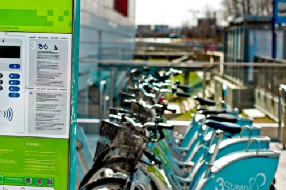 Koronawirus zatrzymał rowery miejskie. Odgórny nakaz zamknięcia wypożyczalni
