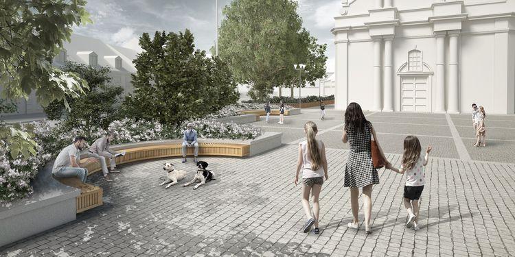Koncepcja projektu została wybrana w drodze konkursu i konsultacji społecznych (fot. UMB)