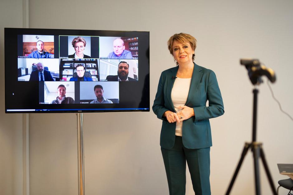 Prezydent Łodzi powołała zespół ekspertów. Zastanowi się, jak uratować miejsca pracy
