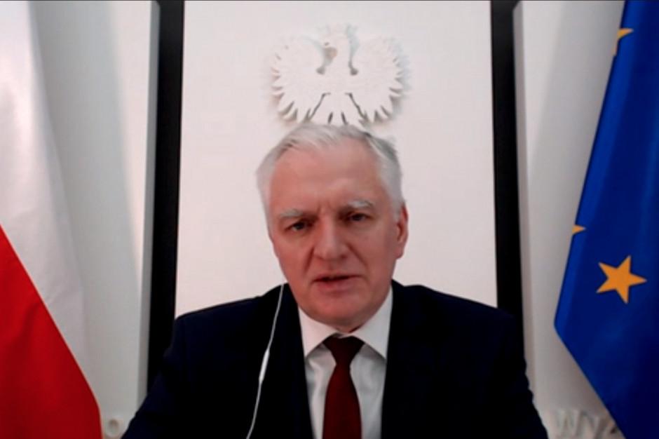 Gowin: wybór Rafała Trzaskowskiego oznacza trzyletnią wojnę, trzyletni chaos