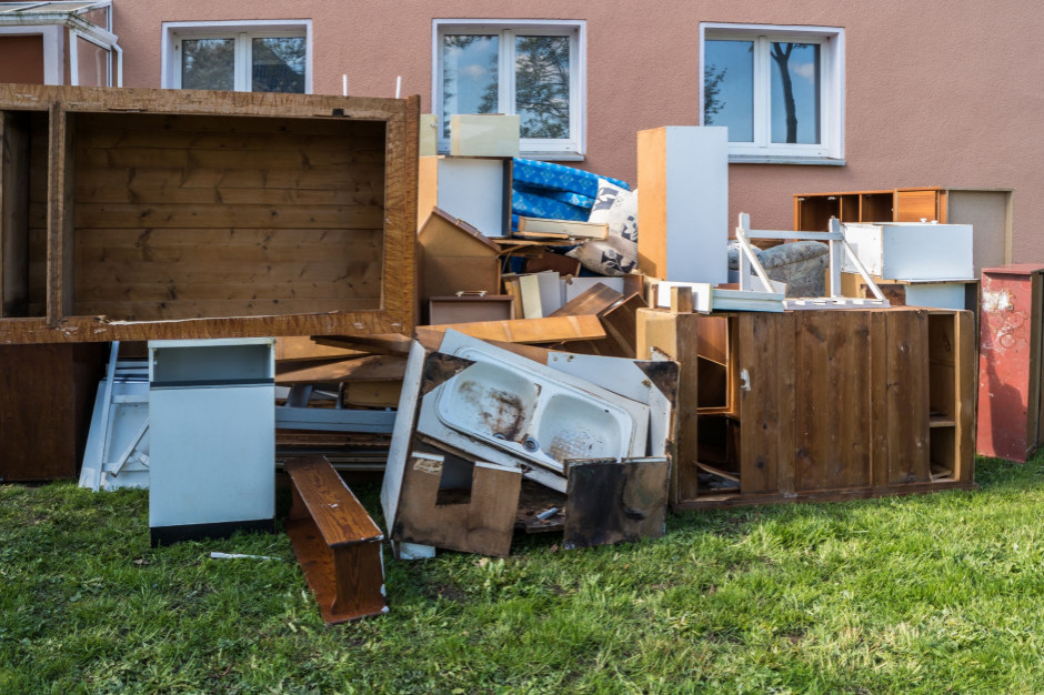 Epidemia koronawirusa w Lublinie. Miasto apeluje o racjonalne gospodarowanie odpadami