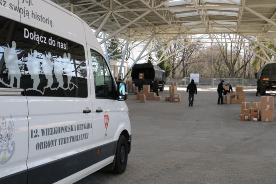 Poznań: Muzeum Broni Pancernej, mimo zamknięcia, pomaga w walce z koronawirusem