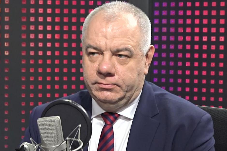 Sasin: inwestycje drogowe przyniosą ożywienie gospodarcze Lubelszczyzny