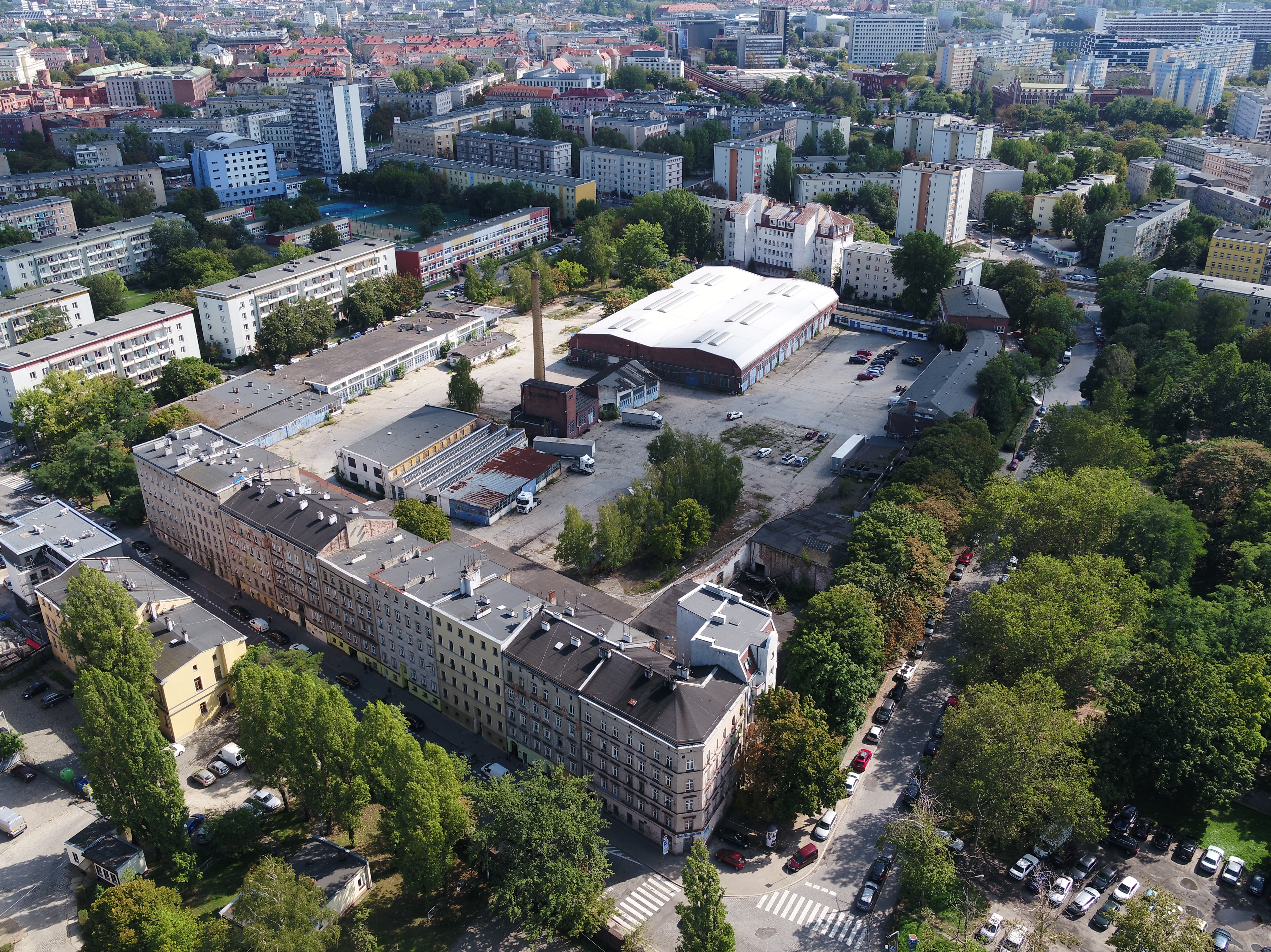 Nowe osiedle stanie zaledwie 1,5 km od wrocławskiej starówki (fot. mat. pras. PFR Nieruchomości)
