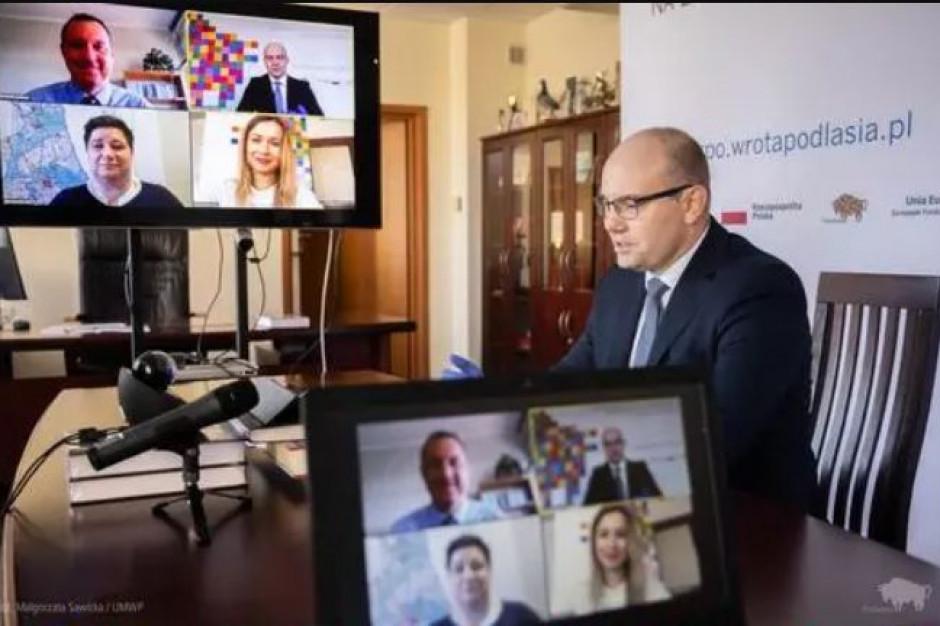 Jak urzędy marszałkowskie przekierowują unijne dotacje na walkę z koronawirusem