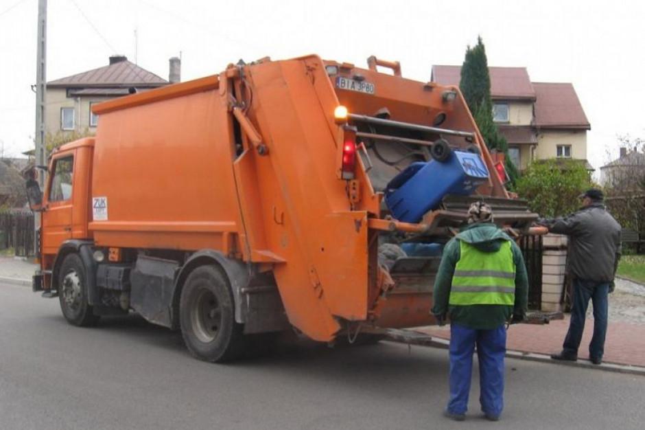 Miejskie wodociągi będą odbierały odpady