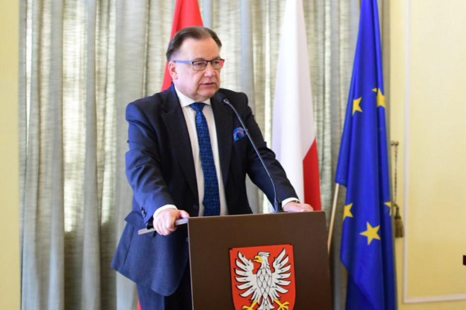 Adam Struzik: dzięki Bogu, że jesteśmy dzisiaj w Unii Europejskiej