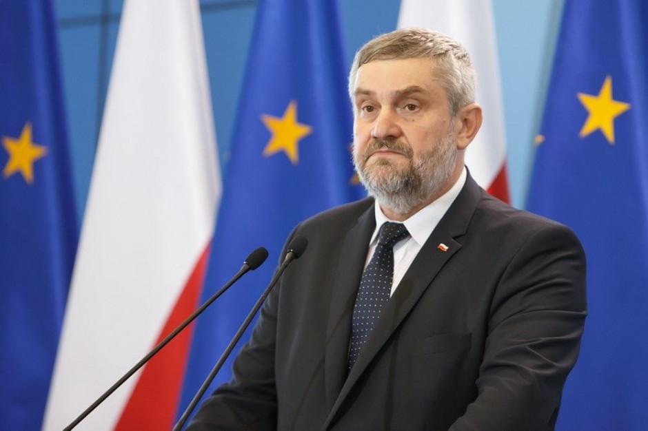 List otwarty ministra rolnictwa do prezesa ZNP