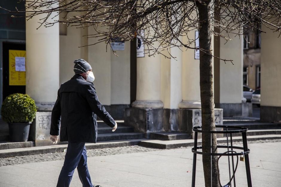 Rzecznik rządu: firmy nie otrzymały wsparcia przez opieszałość prezydenta Warszawy