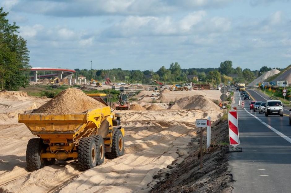 W 2020 i 2021 r. przetargi na budowę obwodnic: Suchowoli, Sztabina i Białobrzegów