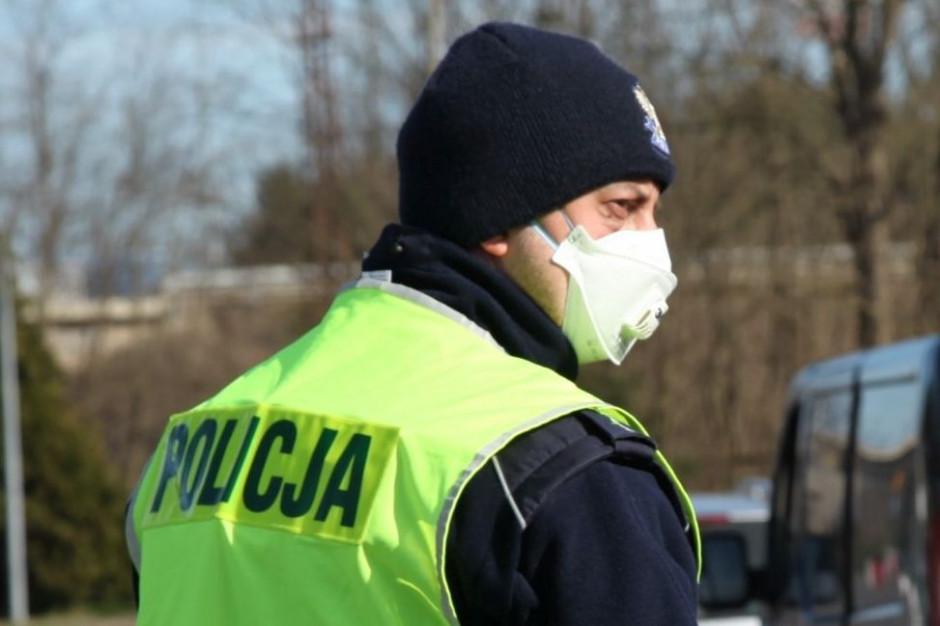 Koronawirus na komendzie policji w Zwoleniu