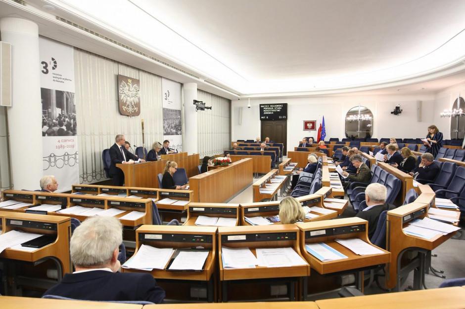 Senat nie zgłosił poprawek do tzw. specustawy funduszowej