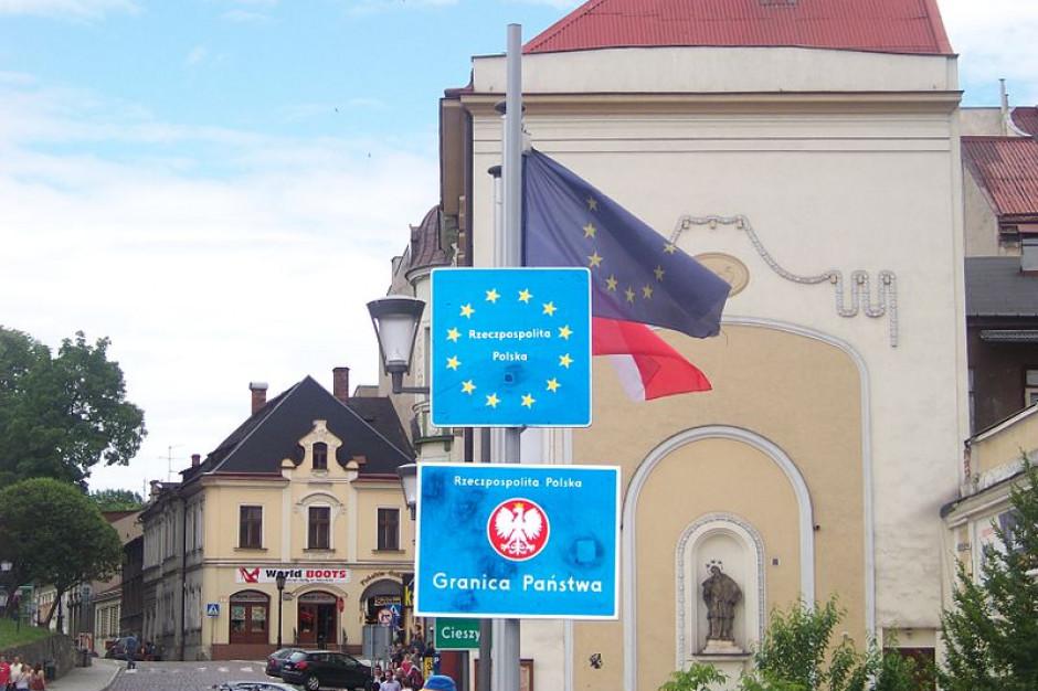 Granica z Czechami otwarta, z wyjątkiem województwa śląskiego