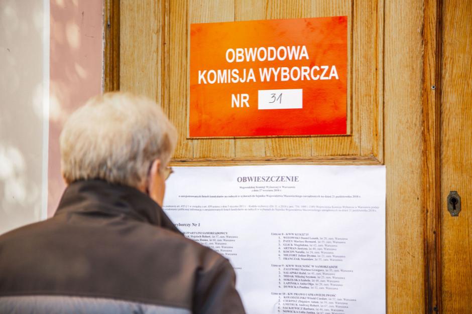 Wybory uzupełniające do rad trzech gmin na Podlasiu przesunięte na 26 kwietnia