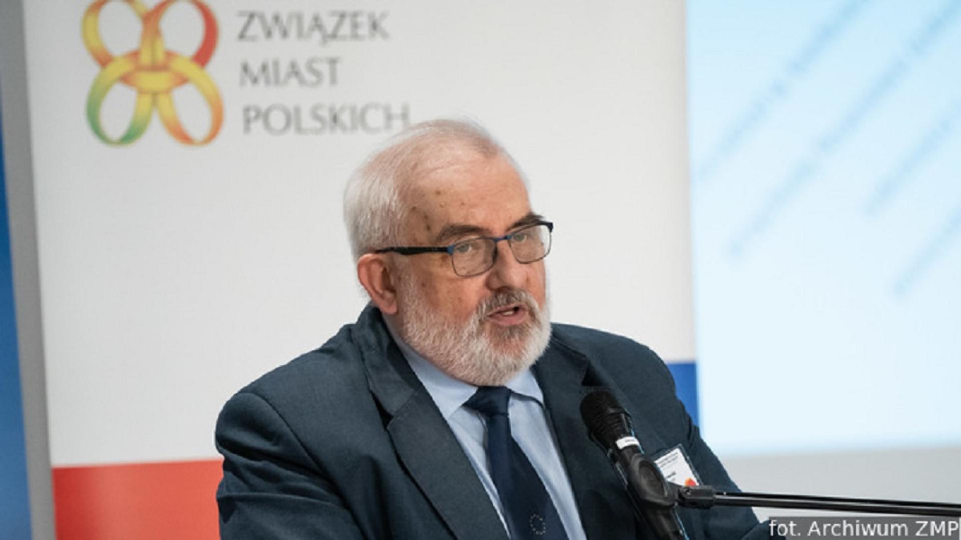 Andrzej Porawski (Fot. ZMP)