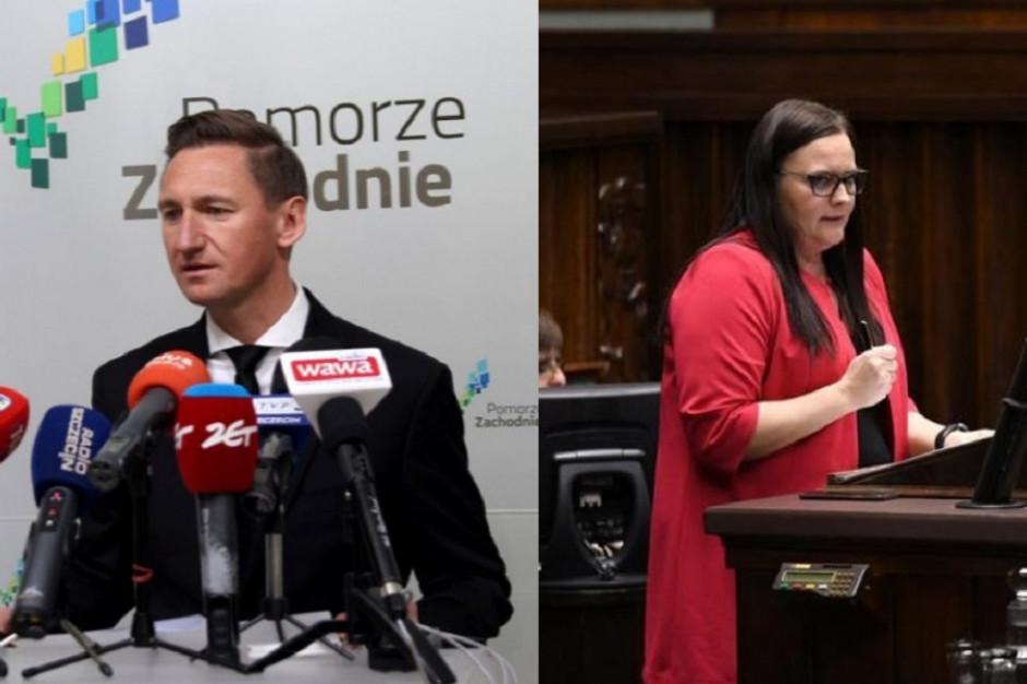 Środki unijne dla firm. Resort funduszy odpiera zarzuty marszałka Geblewicza