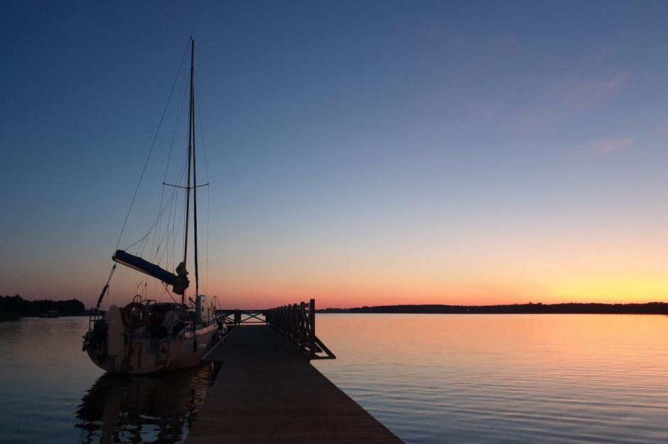Otwarcie drogi wodnej Wielkich Jezior Mazurskich - 1 maja