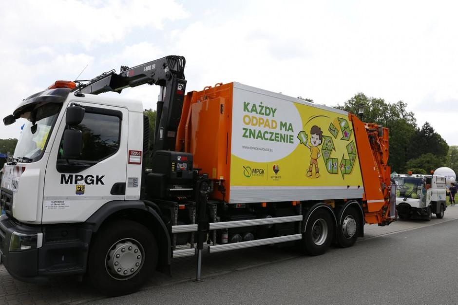 Katowice ponownie uruchomiły punkty zbiórki odpadów