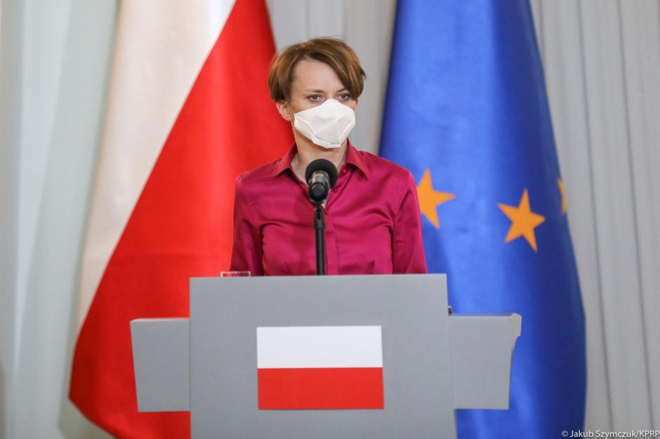 Jadwiga Emilewicz chce rozruszać budownictwo czynszowe. Będzie specjalny pakiet
