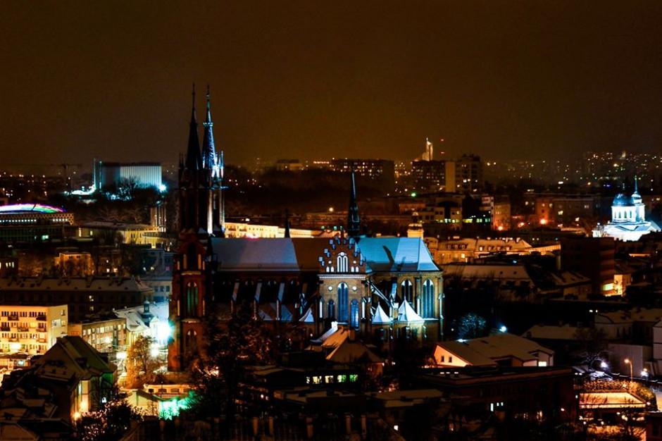 Białystok wyłącza podświetlenie budynków. Powodem oszczędności