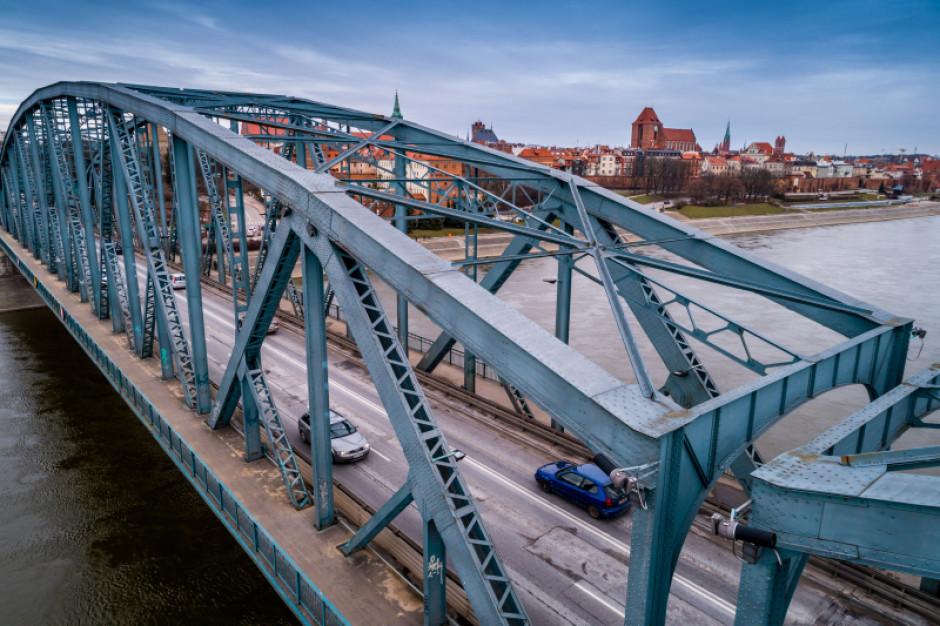 Toruń rozbuduje most im. Piłsudskiego