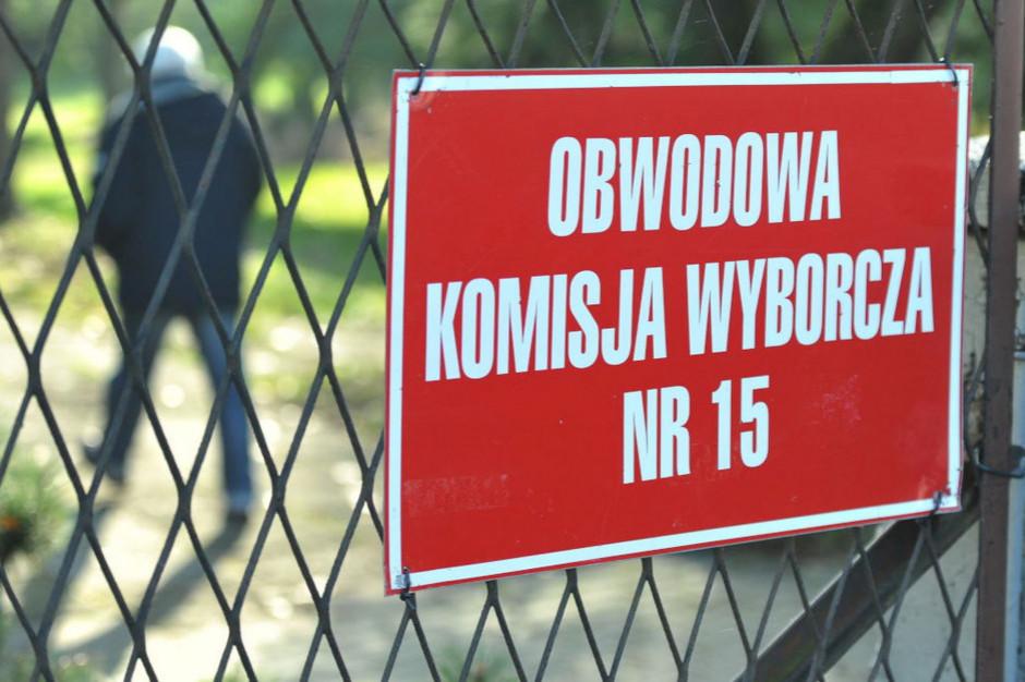 PKW: wybory odbyły się bez incydentów; frekwencja w Aleksandrowie Kujawskim - 41 proc.