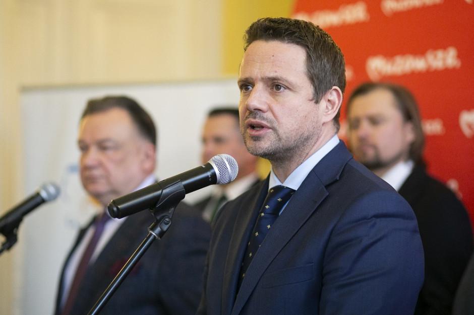 Prezydent Warszawy: czekamy na rekomendacje w jakich warunkach mamy otwierać przedszkola