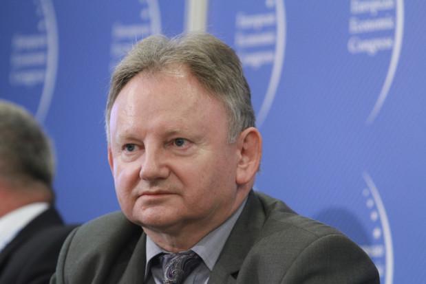Jan Golba, burmistrz Muszyny (fot. ptpw)