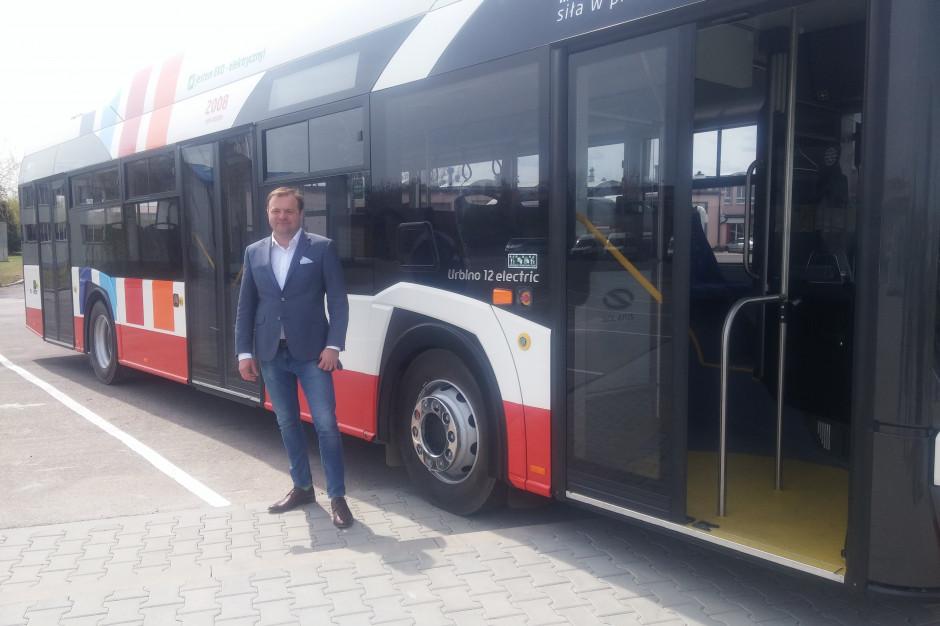 Radom kupuje coraz więcej elektrycznych autobusów