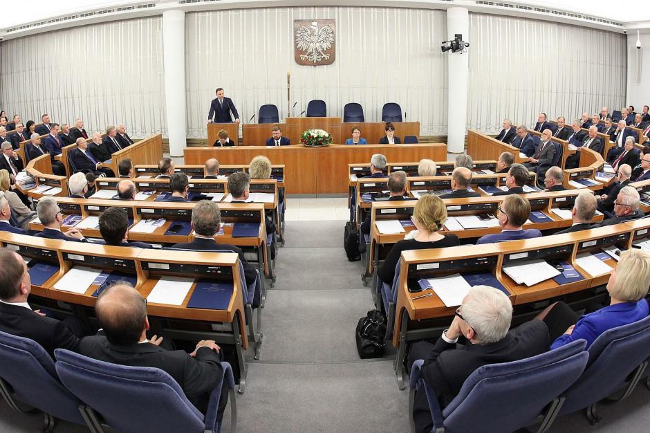 Szereg uwag do ustawy o głosowaniu korespondencyjnym