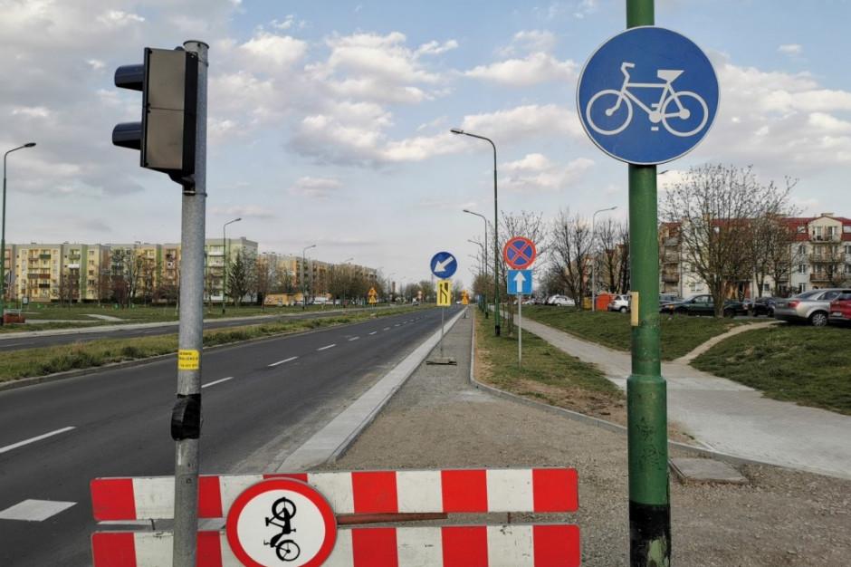 Ruszyła budowa ścieżek rowerowych w Wadowicach