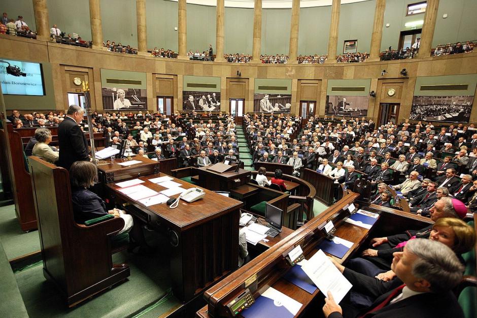 Sejm zajmie się m.in. ułatwieniami w zamówieniach publicznych