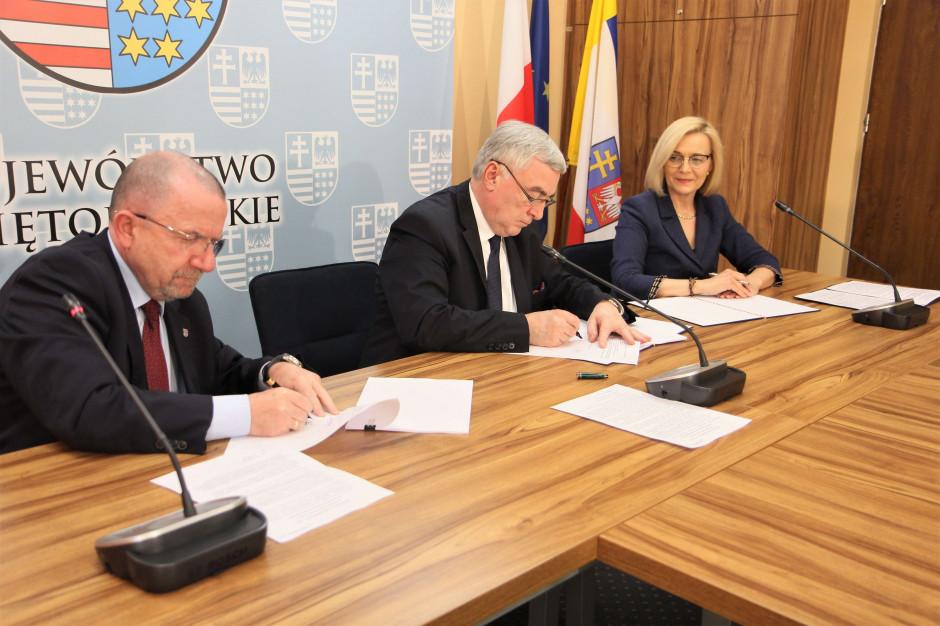 Woj. świętokrzyskie przekazało 32,5 mln zł na środki ochrony dla medyków i testy na koronawirusa
