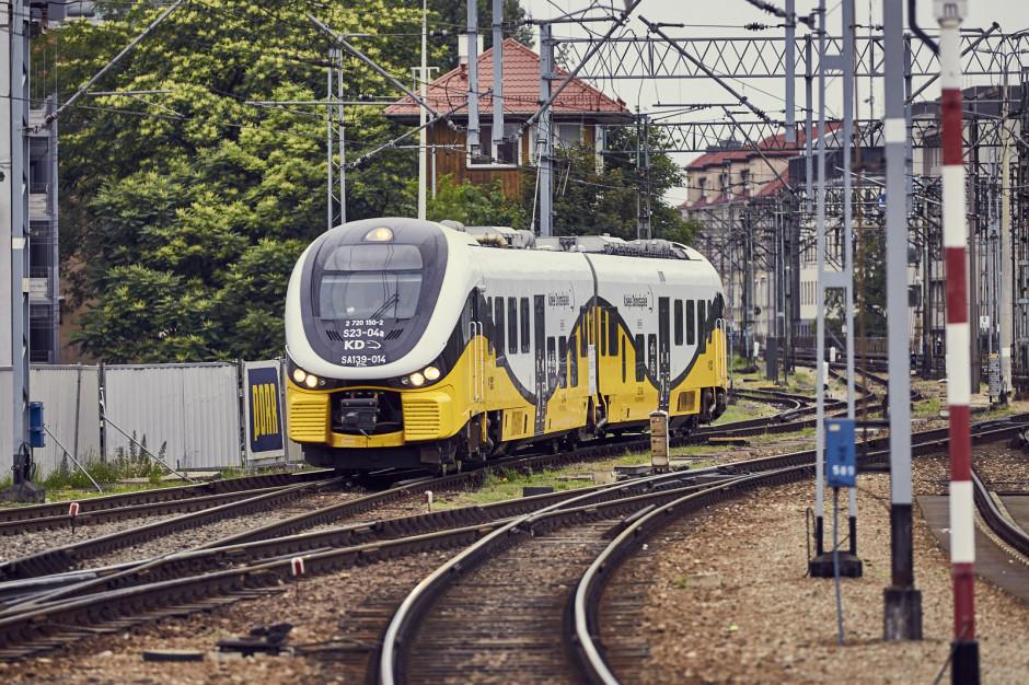 Od 1 maja Koleje Dolnośląskie przywrócą część zawieszonych połączeń