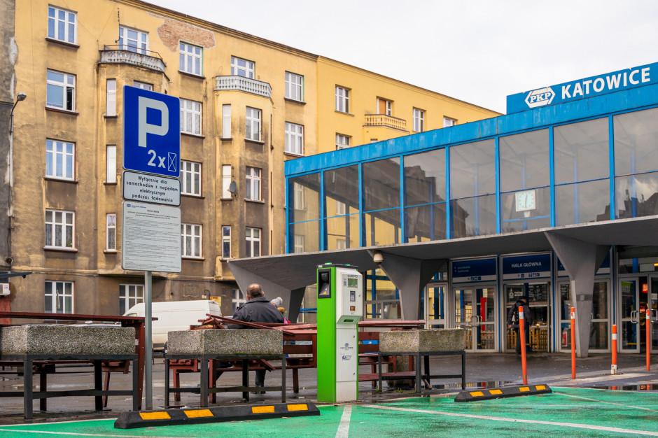 Katowice montują nowe parkomaty i pracują nad płatnościami mobilnymi