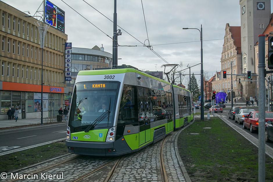 W Olsztynie majówka bez tramwajów, będą naprawy przy torowiskach