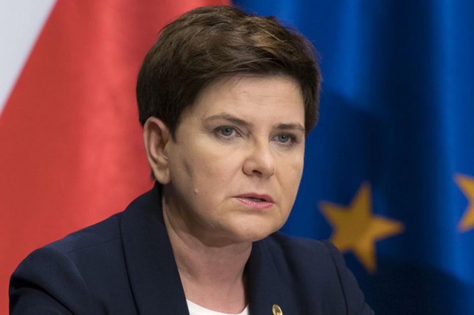 Szydło: wybory 10 maja są potrzebne Polsce